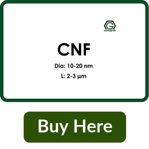 Cellulose Nanofiber (Cellulose Nanofibril, Nanofibrillated Cellulose, CNFs)