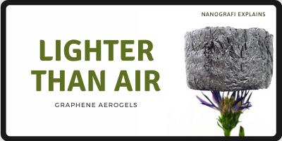 Lighter than Air: Aero-Graphenes or Graphene Aerogels