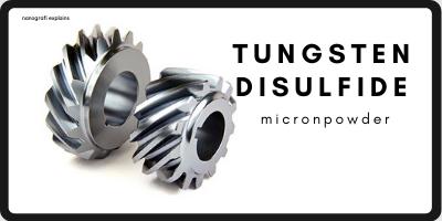 Tungsten Disulfide (WS2) Micronpowder