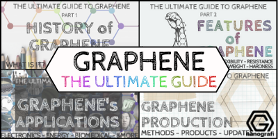 ULTIMATE GUIDE TO GRAPHENE – EVERYTHING YOU NEED TO KNOW ABOUT GRAPHENE